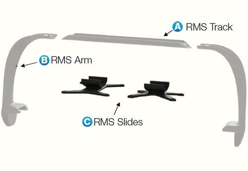 Radion Multi-Light RMS XR15 Slides XR706