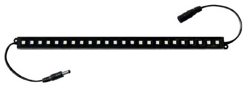 "Ecoxotic Stunner 12 watt Magenta/12000K White LED Strip 24"" #8106"