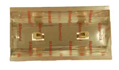 150w HQI Reflector & Socket Combo