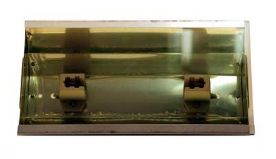 250w HQI Reflector & Socket Combo