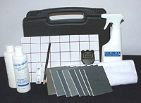 Acrylic Scratch Removal Deluxe Hand Kit