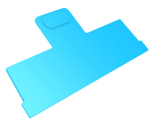 AquaBlade-P Replacement Plastic Blade Single/Loose