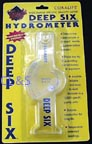Deep Six Hydrometer