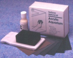 Acrylic Scratch Removal Economy Hand Kit