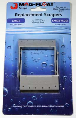 Mag-Float Scrape 400 Replacement Blades