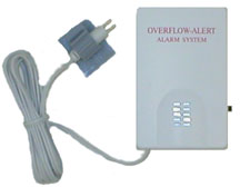 Overflow Alert Alarm System