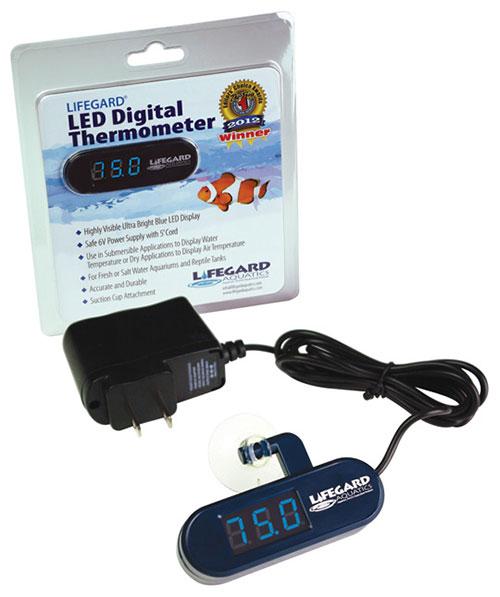 Lifegard Submerisble LED Digital Thermometer