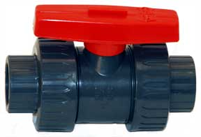 True Union Ball Valve 1""