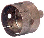 "Diamond Core Drill Bit 2.5"" Hole"