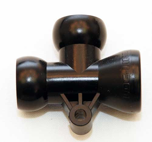 1/2&quot; Loc-Line Modular Pipe Tee
