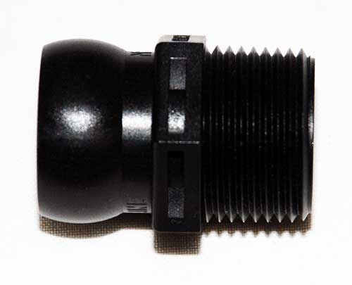 "3/4"" Loc-Line Modular Pipe MPT X Connector"