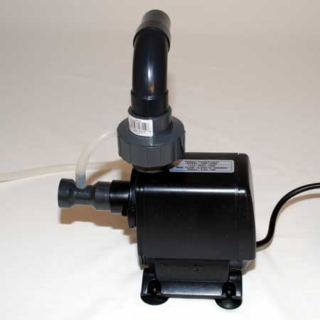 Sedra 15000 Pump w/ Needle Wheel