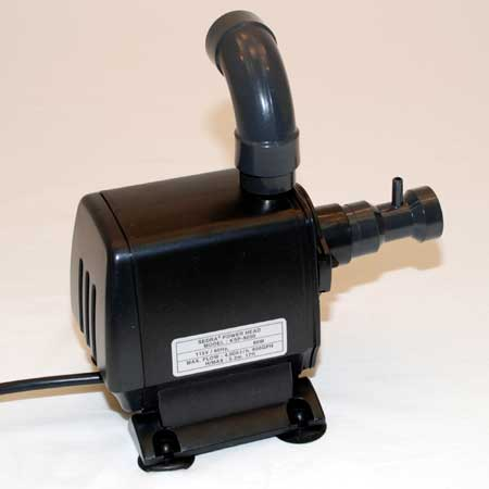 Sedra 9000 Pump w/ Needle Wheel