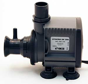 ASM SICCI Needle Wheel Pump (Replaces G-300)