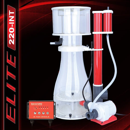 Elite Skimmer w/Reef Octopus DC Pump - ELITE-220INT