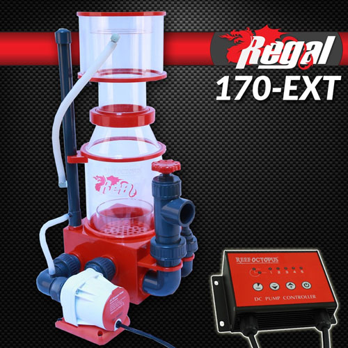 "Regal 6"" Recirculating Skimmer w/DC Pump - REGAL-170EXT"