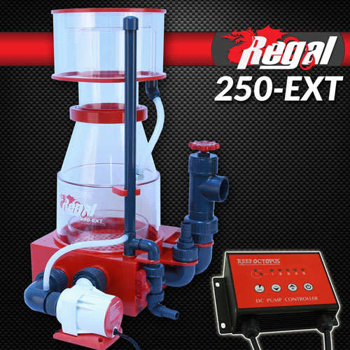 "Regal 10"" Recirculating Skimmer w/DC Pump - REGAL-250EXT"