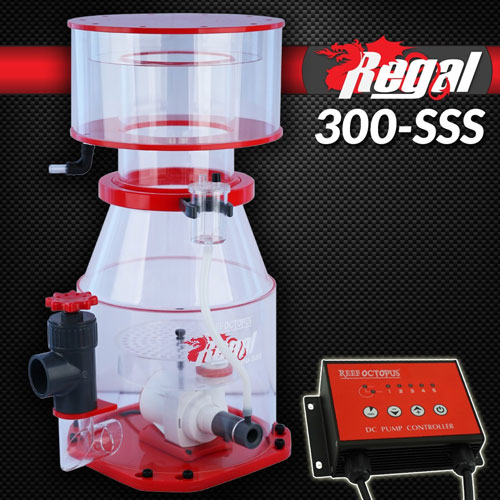 "Regal 12"" Recirculating Skimmer w/DC Pump - REGAL-300SSS"
