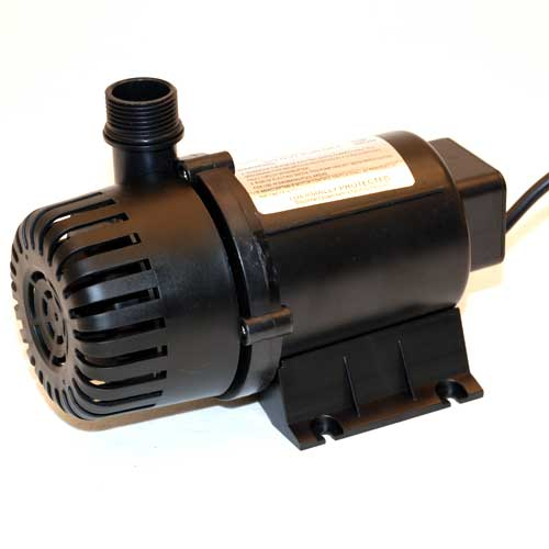 Supreme Hy-Drive Pump 2572 6000 gph