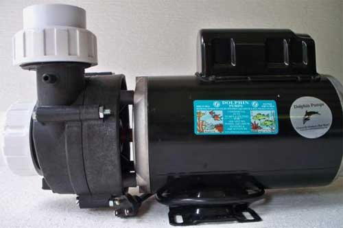 Dolphin Super Aqua Sea 12,500 SW External Water Pump