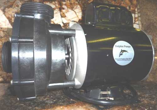 Dolphin Super Amp Master 7200 SW External Water Pump