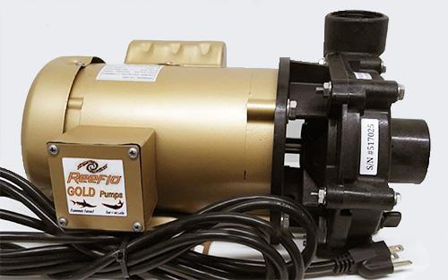 ReeFlo Hammerhead / Barracuda Gold Pump