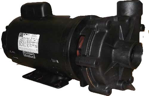ReeFlo Commercial 3HP Gold Pump
