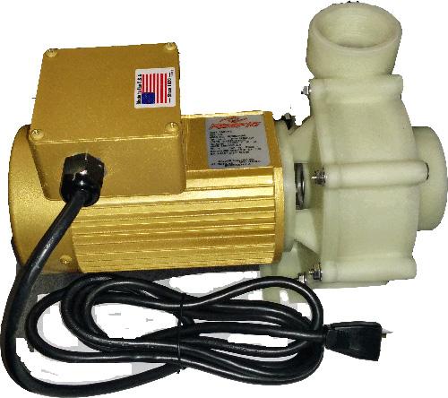 ReeFlo Super Snapper/Dart Hybrid Gold Pump