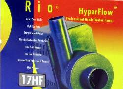 Rio Hyperflow 17