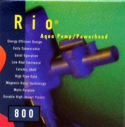 Rio 800-Pro Twin