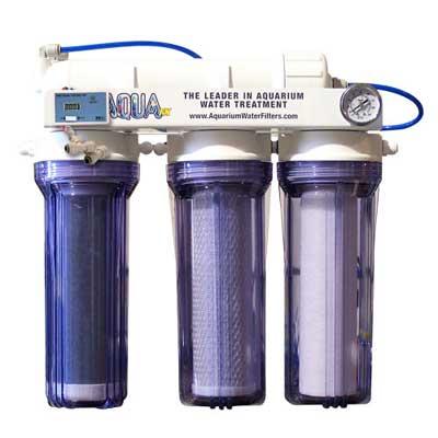 Aqua FX SilicaBlaster 100 gpd RO/DI