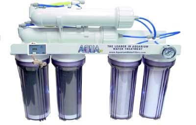 Aqua FX Mako 50 gpd RO/Double DI
