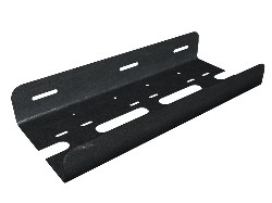 RO Bracket, Black, Triple