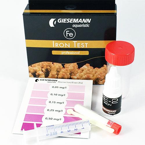 Giesemann Professional Iron FE Test Kit
