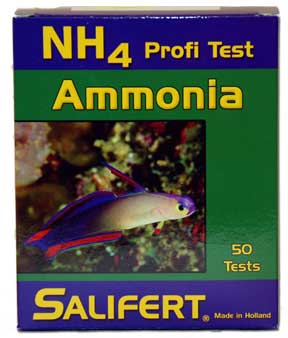 Salifert Ammonia Test