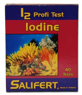 Salifert Iodine Test