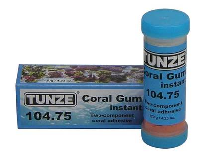 Tunze Coral Gum Instant 4 oz 104.75