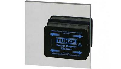 Tunze 220.55 Magnet Glass Cleaner 30mm