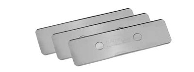 Tunze 220.155 Stainless  Blades for Care Magnets 3/pk