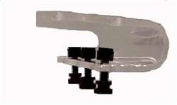 Sea Swirl Acrylic Tank Mounting Bracket 1/2&quot;