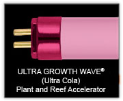 "Wave Point 48"" 54w  Ultra Growth Wave Plant & Reef Accelerator T5 Lamp"