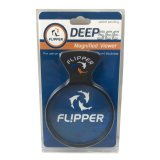 Flipper DeepSee Magnified Magnetic Aquarium Viewer 4""