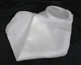 "7"" x 30"" Felt Filter Bag w/ Internal Steel Ring - 100 Micron ***CLEARANCE***"