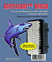 Acrylicare Brush for use with Magnavore ER Series