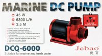 Jebao DCQ-6000 DC Submersible Pump
