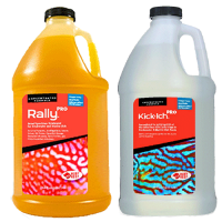 Ruby Reef Fish Aid Kit - Kick-Ich PRO and Rally PRO 2x64 oz