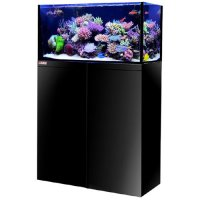 Reef Octopus OCTO LUX T60 32gal Gloss Black Aquarium System